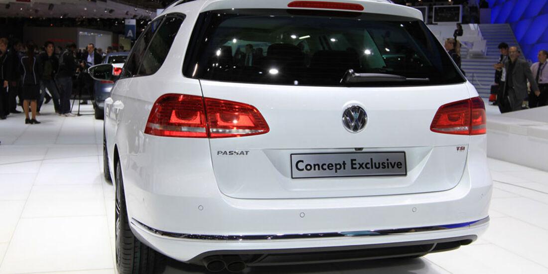 VW Passat Paris 2010