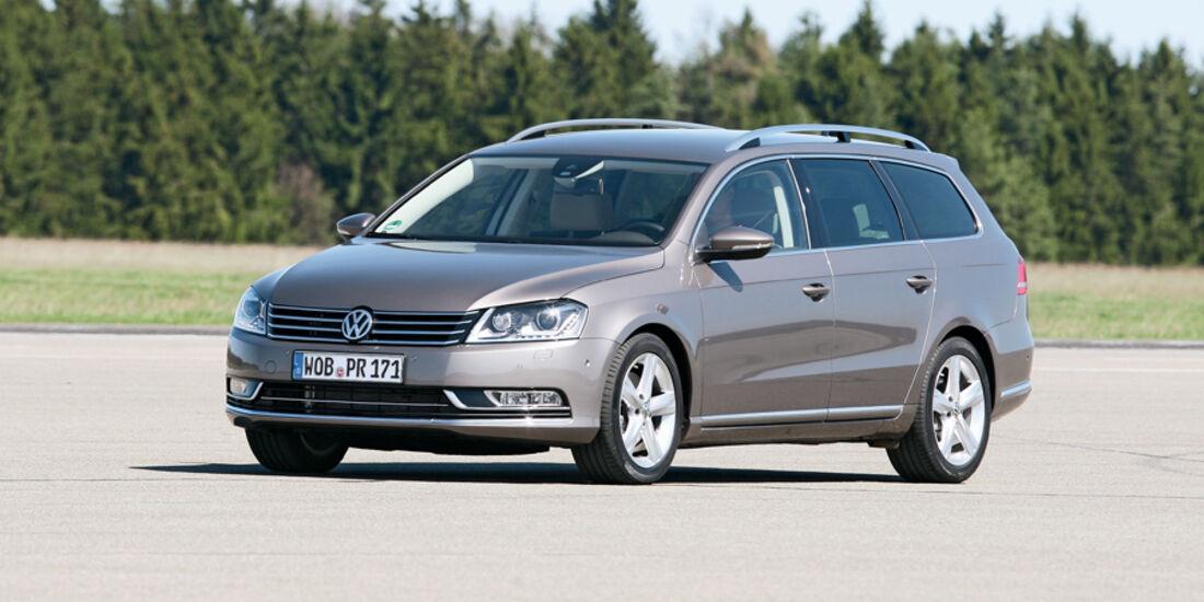 VW Passat Variant 1.8 TSI, 160PS