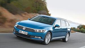 VW Passat Variant 2.0 TDI 4Motion