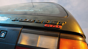 VW Passat Variant G60 Syncro,
