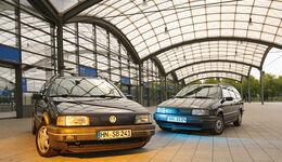 VW Passat Variant G60 Syncro & Passat VR 6