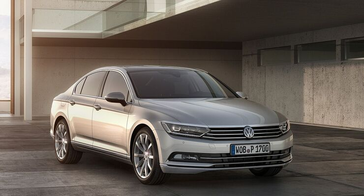 Preise Neuer Vw Passat Ab Sofort Ab 30 250 Euro Bestellbar Auto