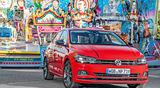 VW Polo 1.0 TSI, Exterieur
