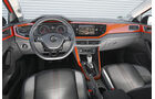 VW Polo 1.0 TSI, interieur