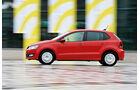 VW Polo 1.6 TDI Highline, Seitenansicht