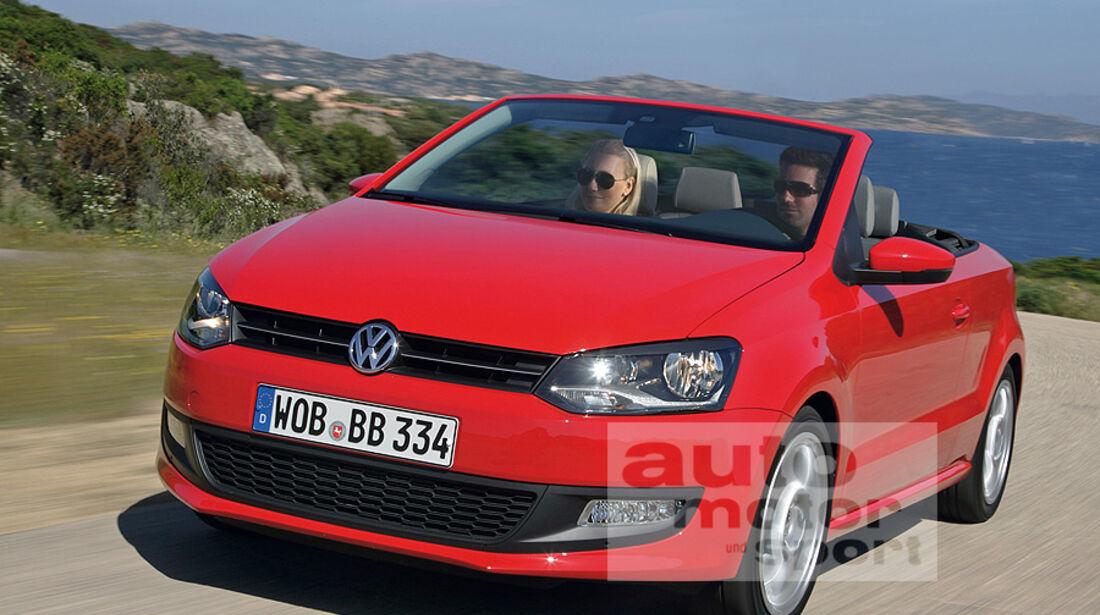 VW Polo Cabrio