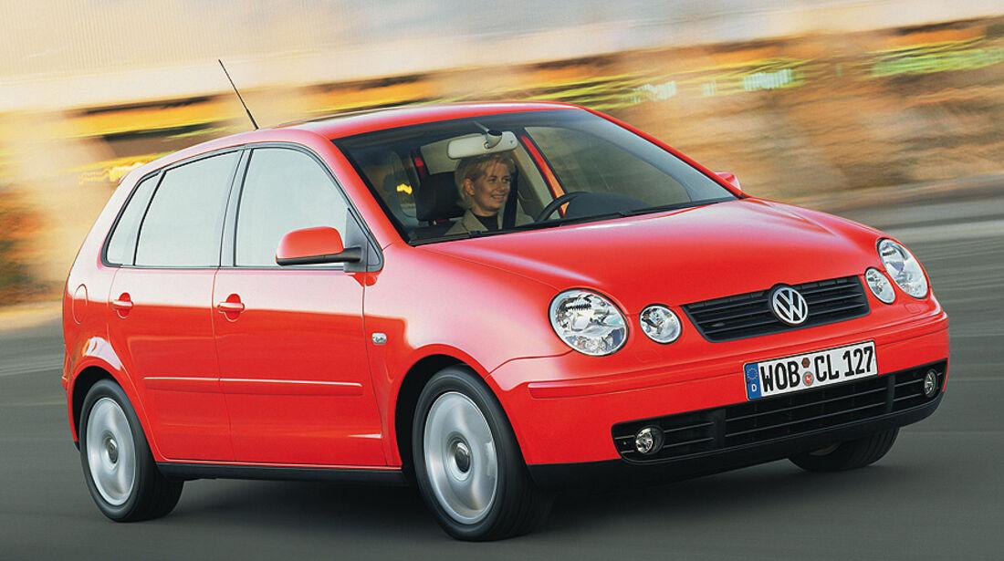 VW Polo, E10