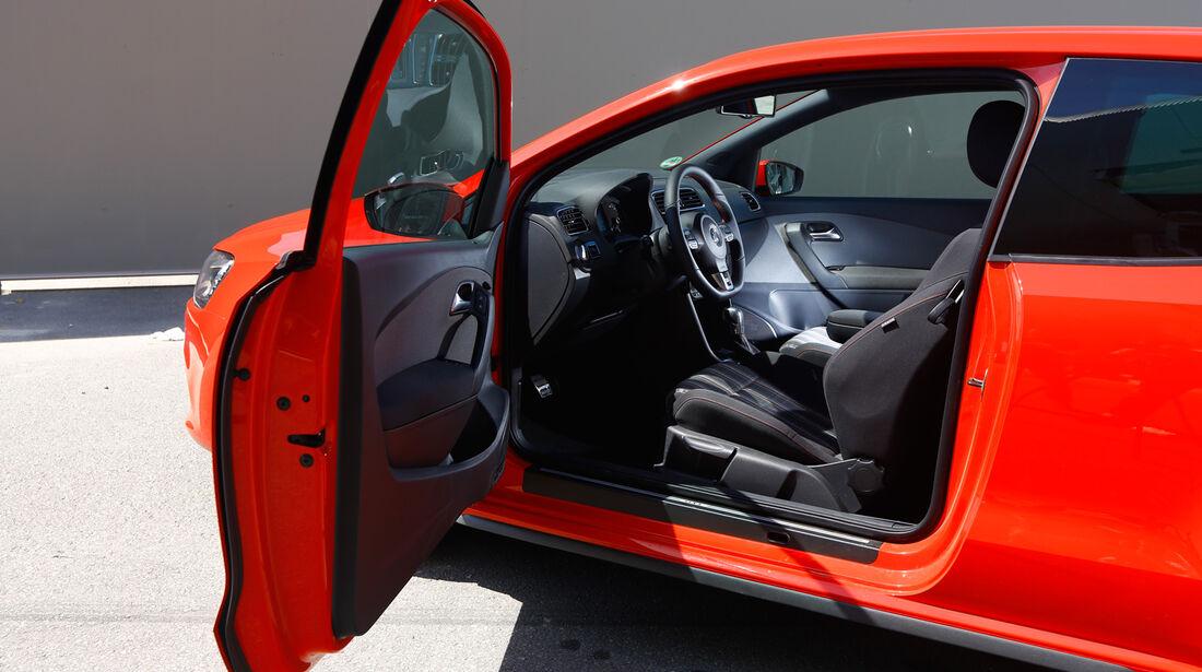 VW Polo GTI, Fahrertür