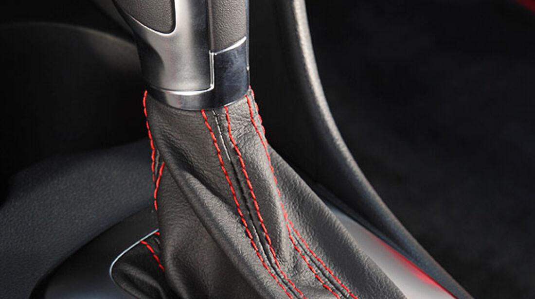 VW Polo GTI Schalthebel