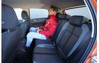 VW Polo, Interieur Fond