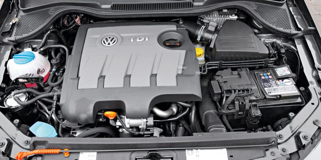 VW Polo, Motor
