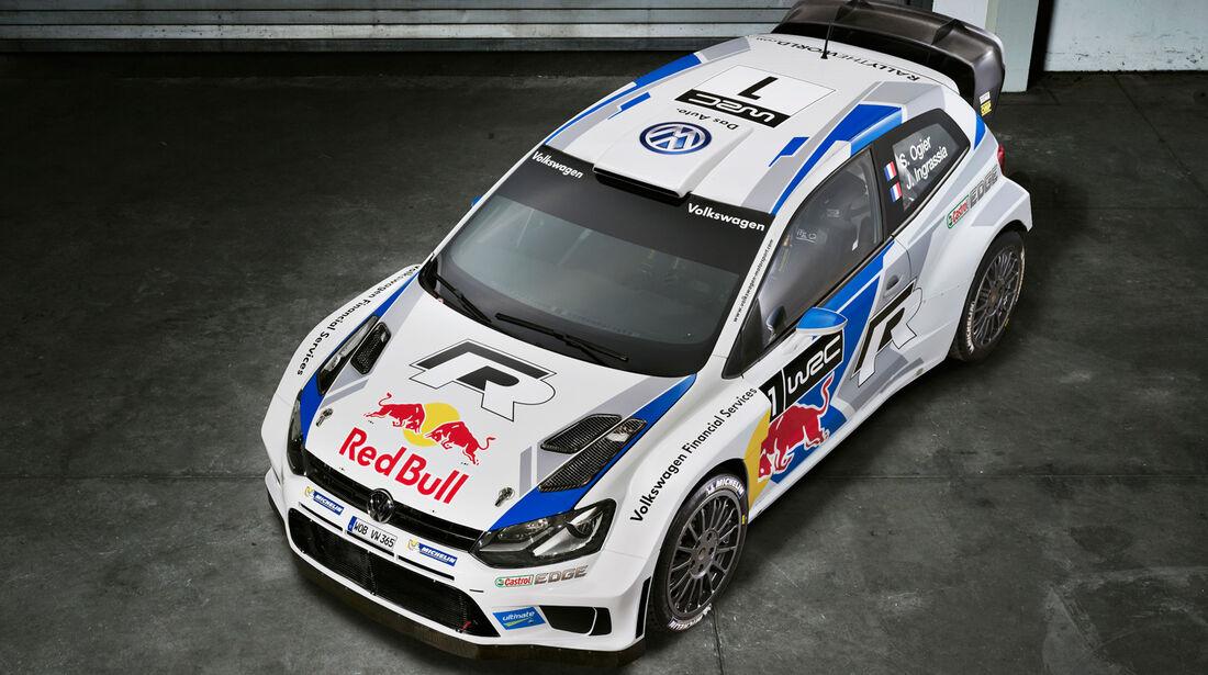 VW Polo R WRC 2014