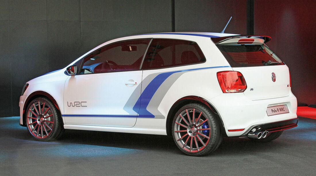 VW Polo R WRC Street Wörthersee