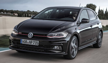 fahrbericht neuer vw polo gti 2018 jetzt mit 200 ps. Black Bedroom Furniture Sets. Home Design Ideas