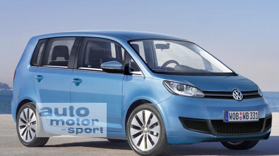 VW Polo Van