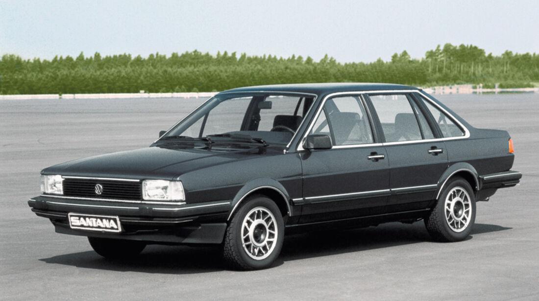 VW Santana GX