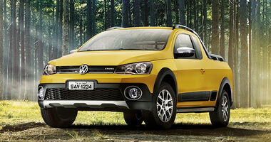 VW Saveiro Brasilien