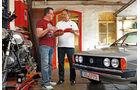 VW Scirocco GL, Matthias Hahnke, Holger Rausch