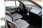 VW Scirocco GT II, Cockpit