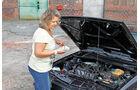 VW Scirocco GT II, Motorhaube