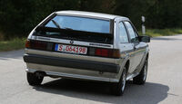 VW Scirocco GTX, Heckansicht