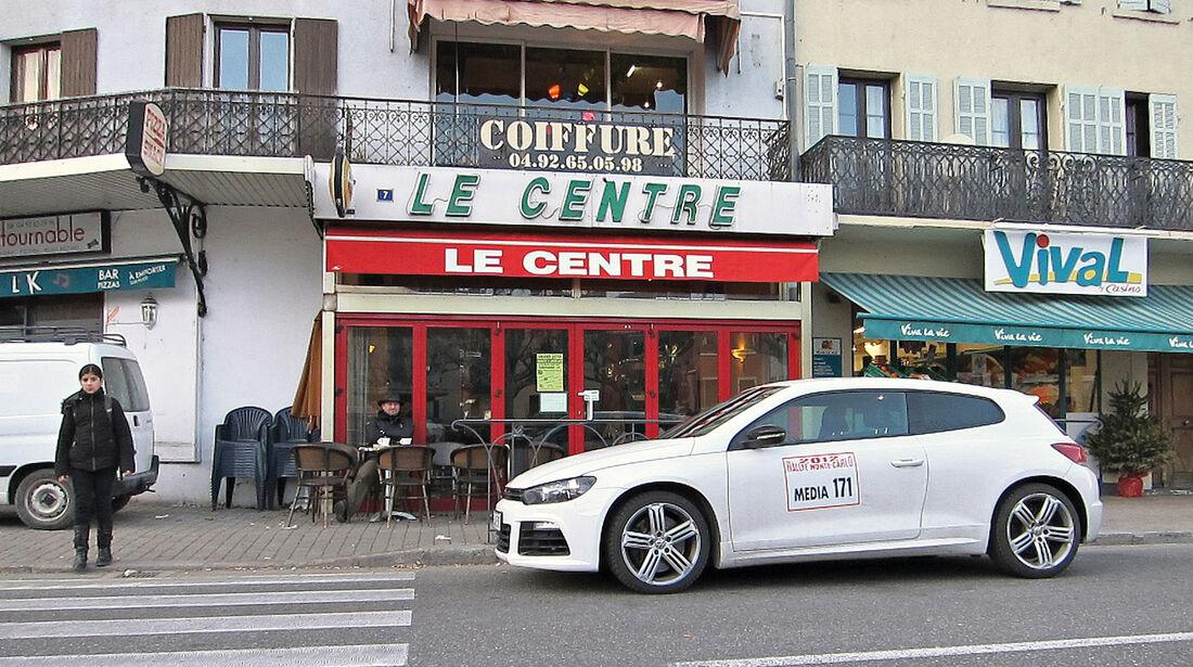 VW Scirocco, Monte Carlo