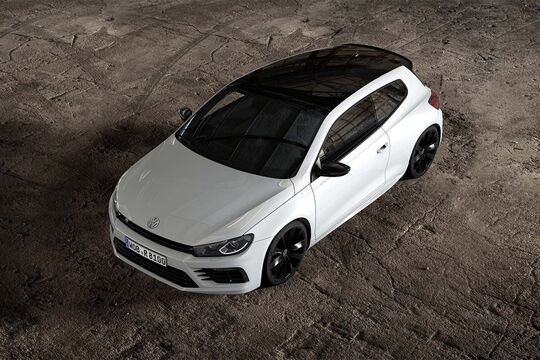 "VW Scirocco R ""Black Style"", 05/2016"