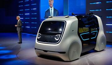 VW Sedric Genf-Studie (2017)