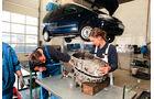 VW Sharan, Anna Matuschek, Motorteil