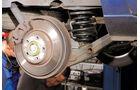VW Sharan, Bremsscheibe