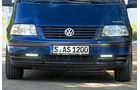 VW Sharan, Front, Kühlergrill