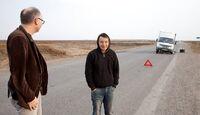 VW Sharan, Kasachstan Tag 14