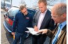 VW Sharan, Team, Fahrtenheft