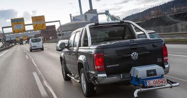 VW-Software-Update, Dieselaffären, NOX-Test