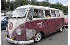 VW T1 Bus Porsche Sechszylinder