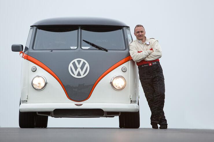 VW T1 Race Taxi