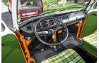 VW T2, Cockpit