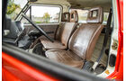VW T3, Fahrersitz