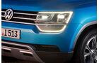 VW Taigun, Frontscheinwerfer