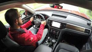VW Teramont SUV MQB 2017
