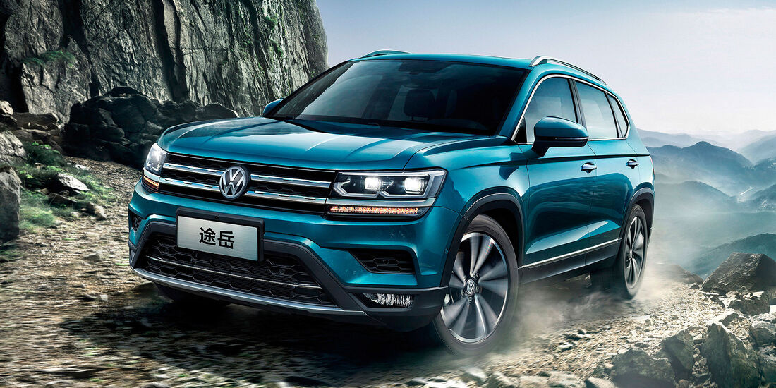 VW Tharu China