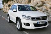 VW Tiguan 2.0 TDI 4Motion, Frontansicht
