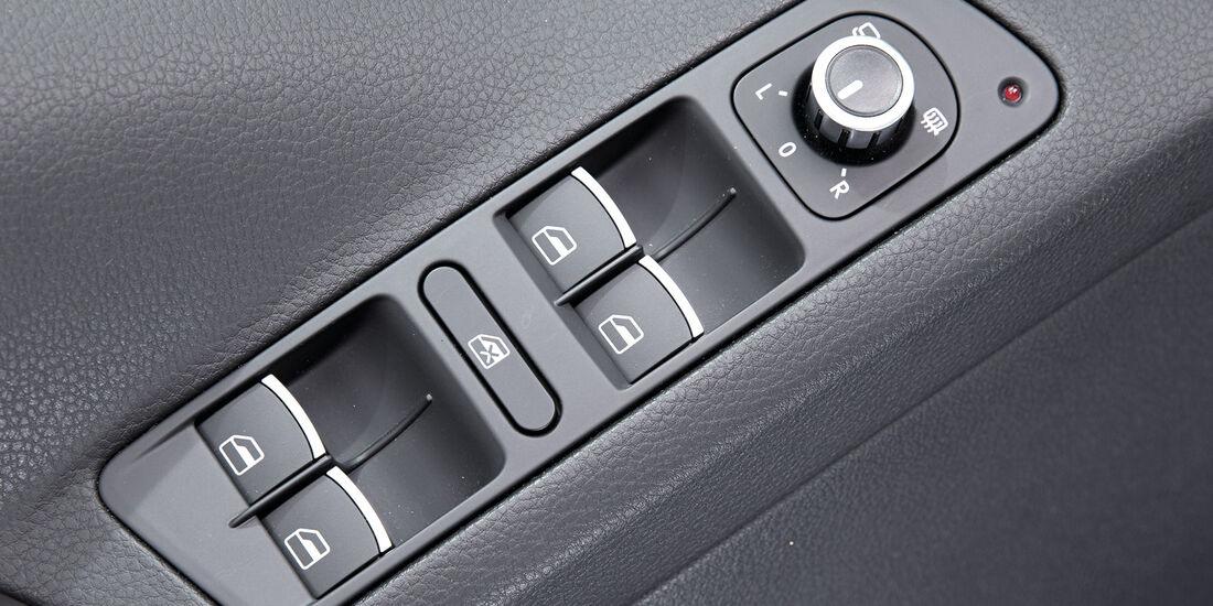 VW Tiguan 2.0 TDI BMT 4Motion, Bedienelemente