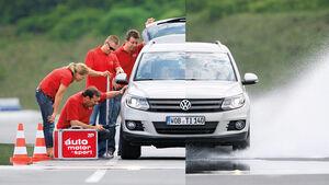 VW Tiguan 2.0 TSI 4motion Sport & Style