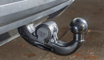 VW Touareg V6 TDI 4Motion, Anhängerkupplung