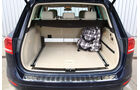 VW Touareg V6 TDI Blue Motion, Kofferraum, Ladefläche
