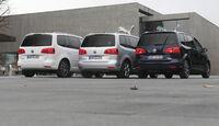 VW Touran 1.4 TSI, VW Touran 1.4 TSI Ecofuel, VW Touran 2.0 TDI