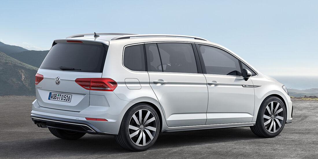 VW Touran 2015, R-Line