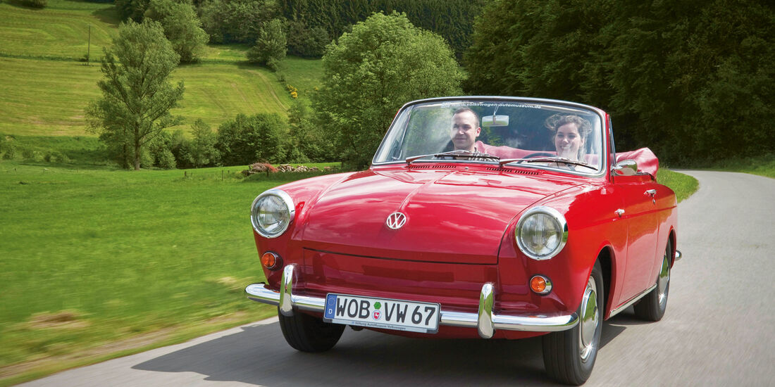 VW Typ 3, Frontansicht