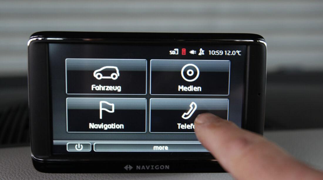 VW Up 1.0, Display